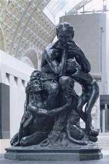 Michel COSTE - sculpture d'un jour